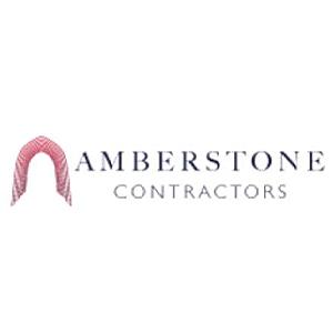 Amberstone Contractors Square Logo