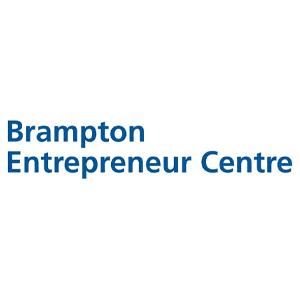 Brampton Entrepreneur Centre Square Logo